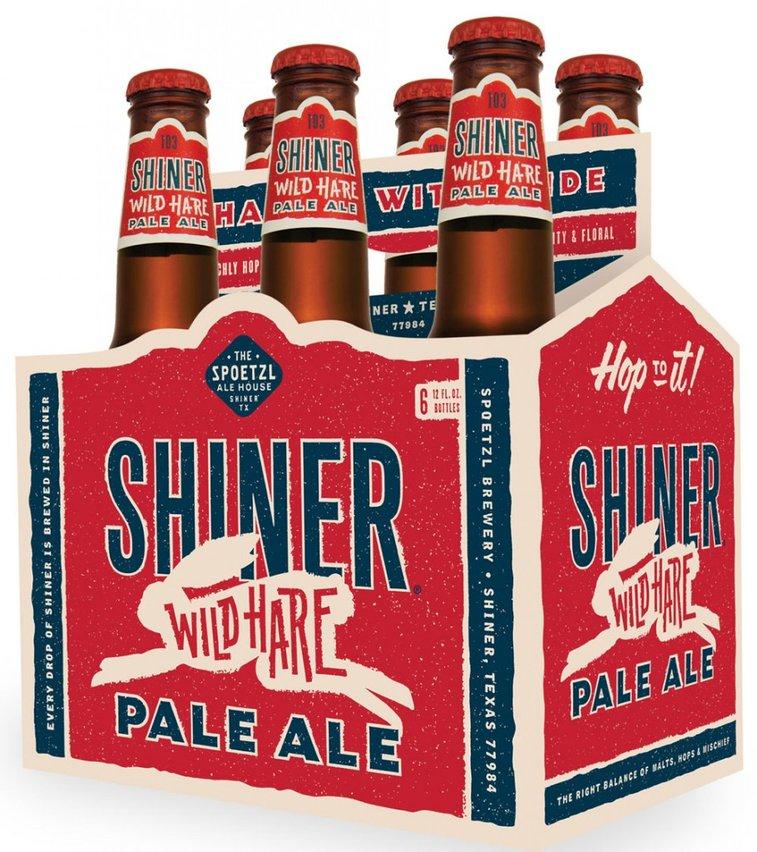Shiner Wild Hare Pale Ale