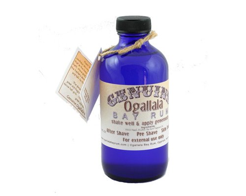 Ogallala Bay Rum Aftershave