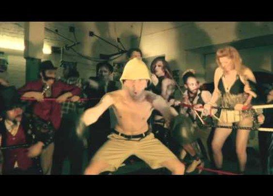 Chap Hop! Fighting Trousers - Professor Elemental