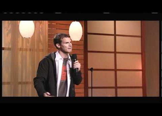 Daniel Tosh Completely Serious: Wave Runner Joke      - YouTube