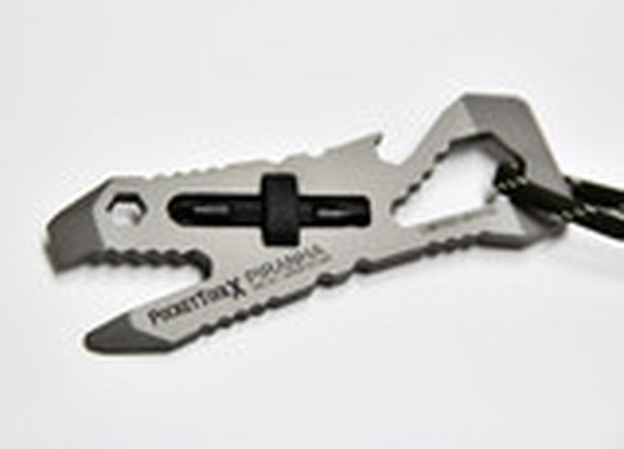 PocketToolX | Pocket Tools & Multi Tools | PIRANHA Titanium