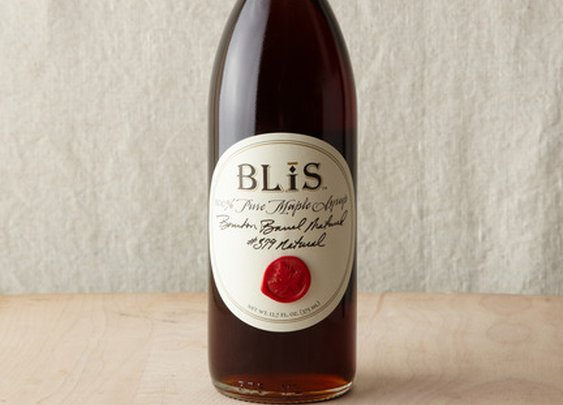 BLiS - Bourbon Barrel Matured Maple Syrup