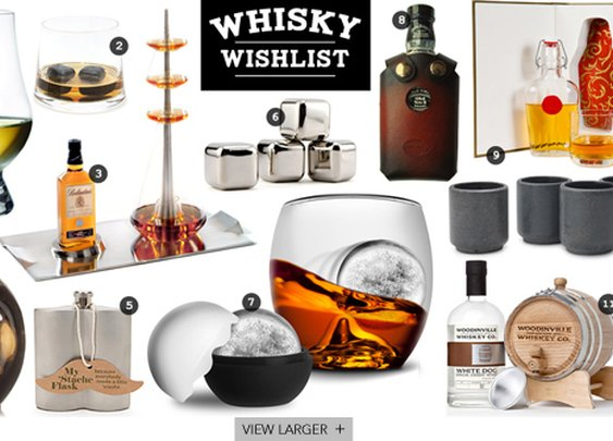 Whisky Wishlist | Cool Material