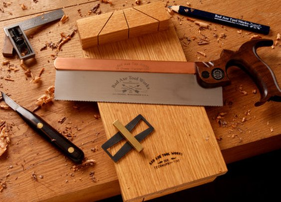 Bad Axe Tool Works - Services and Tools for the Discriminating Woodworker