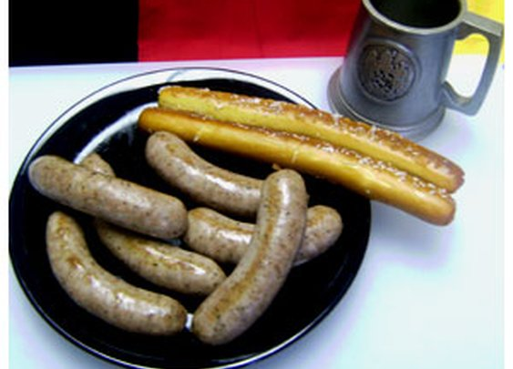 G&W; Bavarian Style Sausage Company