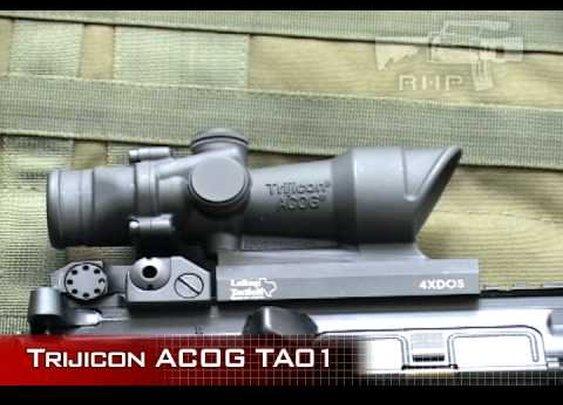 Rock River Arms AR15 - M4 Review