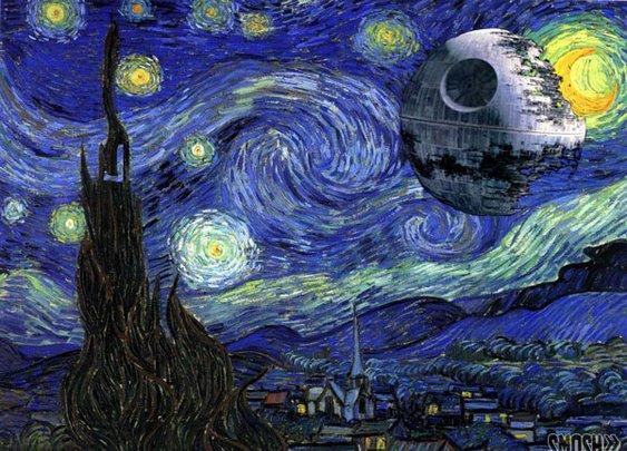 Death Starry Nights