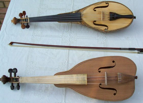 Bolingbroke Furniture Company - Gourd Fiddle & Mandolin