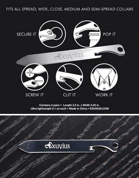 Titanium Multi-Tools for Menswear