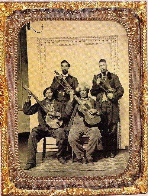 Banjo Sightings Database
