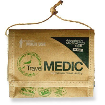Adventure Medical Kits Travel Medic First-Aid Kit