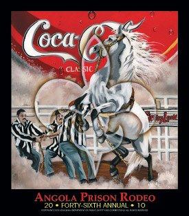 Angola Rodeo - Louisiana State Penitentiary