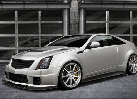 Hennessey Performance | 2012 Twin Turbo V1000 CTS-V Coupe