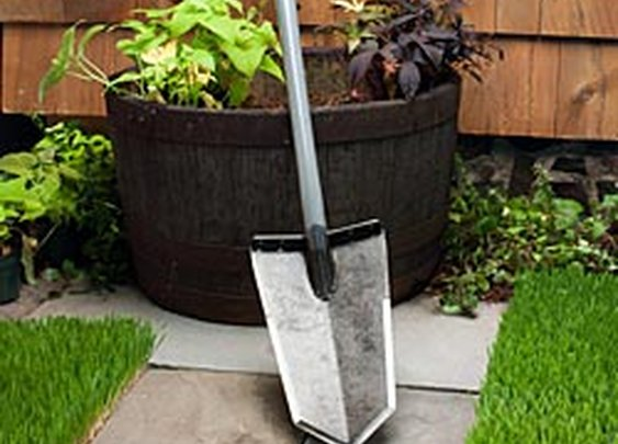 All-Steel Penetration Shovel, Made in the USA for a Lifetime of Use