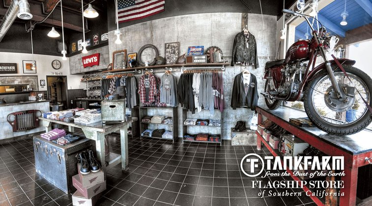 Tankfarm Clothing - Men's & Women's Apparel Built on Classic American Heritage and Style - Site