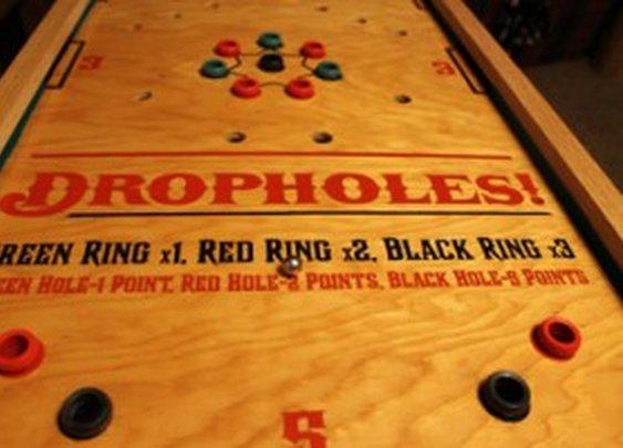 Dropholes!
