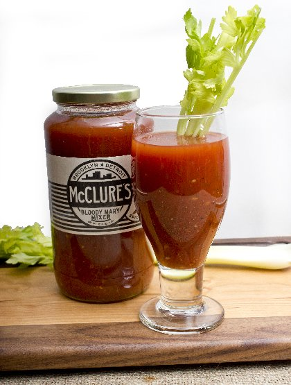 McClure's Spicy Bloody Mary Mix