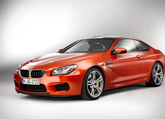 2013 BMW M6 Coupe   Uncrate