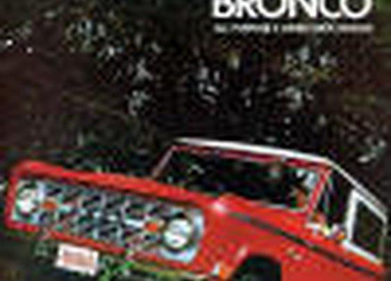 '69 Bronco