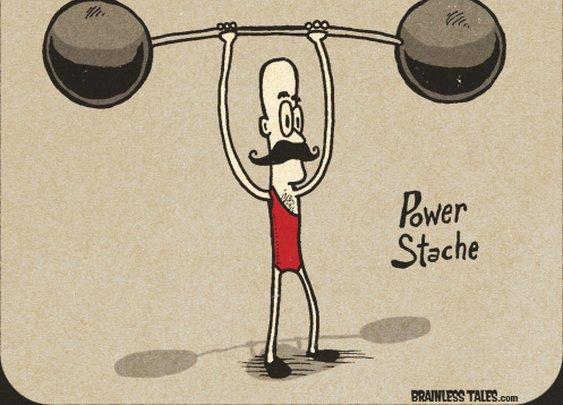 Power Stache