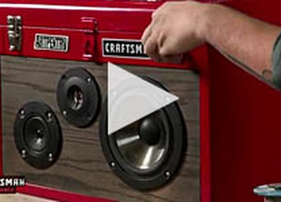 How To Build A DIY Toolbox Boombox