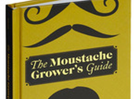 The Moustache Grower's Guide | Mod Retro Vintage Books | ModCloth.com