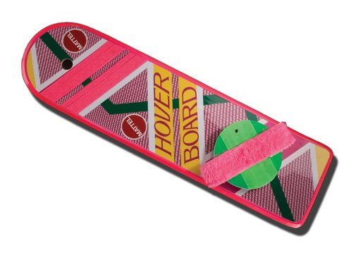 Mattel is finally making a 'Back to the Future' Hoverboard