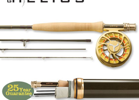 Awesome fly rod.  Top of my wish list.
