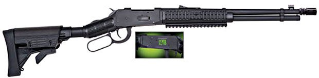Mossberg Goes Full Zombie with ZMB Edition Firearms - Gun News at Guns.com