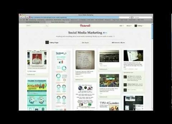 Social Media Marketing / How to upload images, and create URL links to any website or social channel you want.