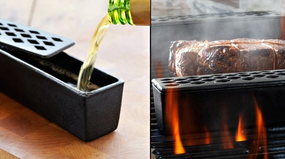 Cast Iron Grill Humidifier