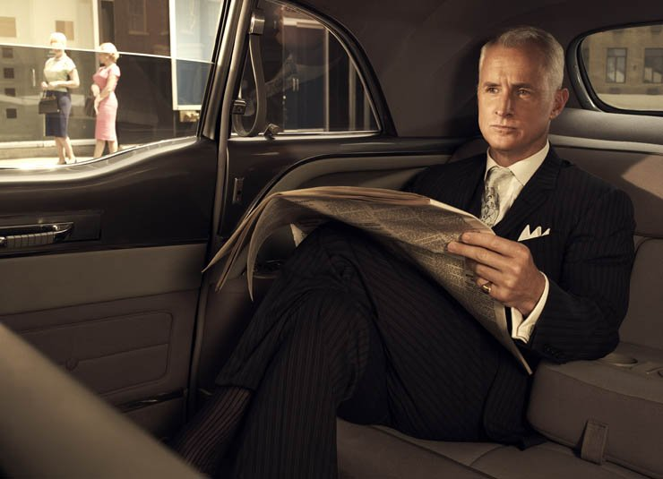 Mad Men - Roger Sterling