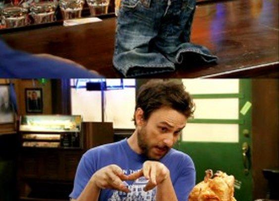 Denim Chicken?