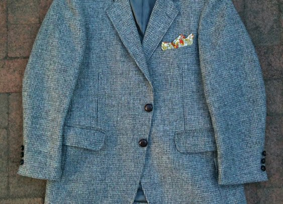 Every Man Should Own Tweed