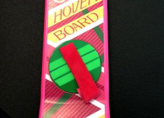 Mattel to (Finally) Release Official Back to the Future Hoverboard « Prop Freaks