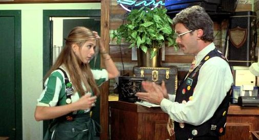 Flair Minimum Scene from Office Space Movie (1999)