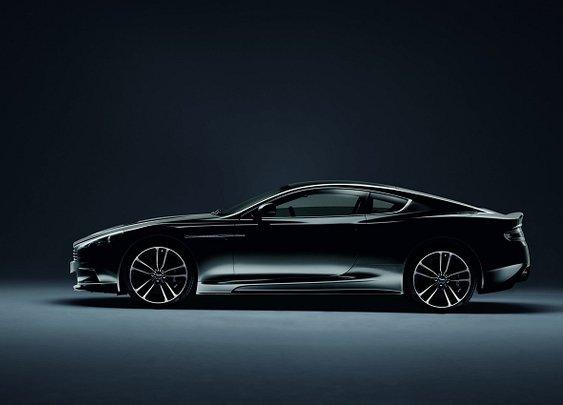 DB9 Carbon Black.