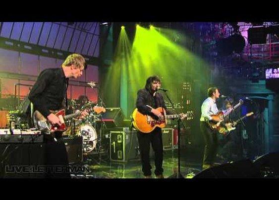 Wilco - Handshake Drugs (Live on Letterman)