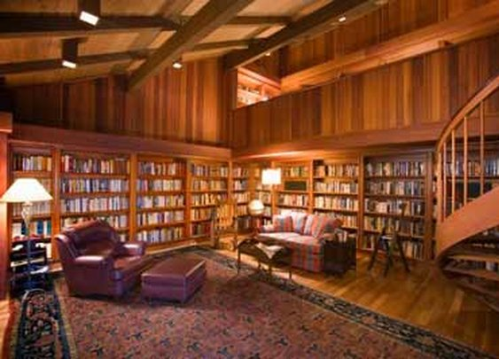 """TLC Home """"Library Furniture"""""""