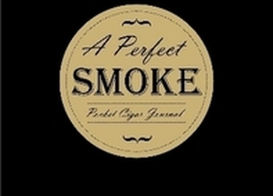 A Perfect Smoke: Pocket Cigar Journal by David van Alphen
