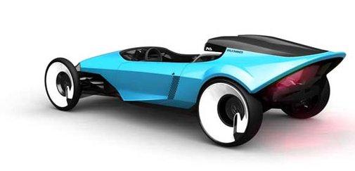 30+ Concept Car Designs for The Tomorrow