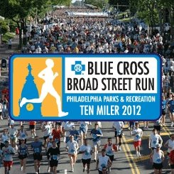 Blue Cross Broad Street Run // Sunday, May 6, 2012, 8:30 AM