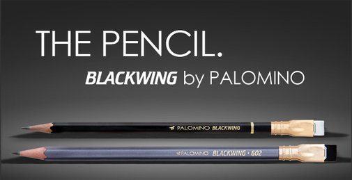 The Blackwing Pencil Page