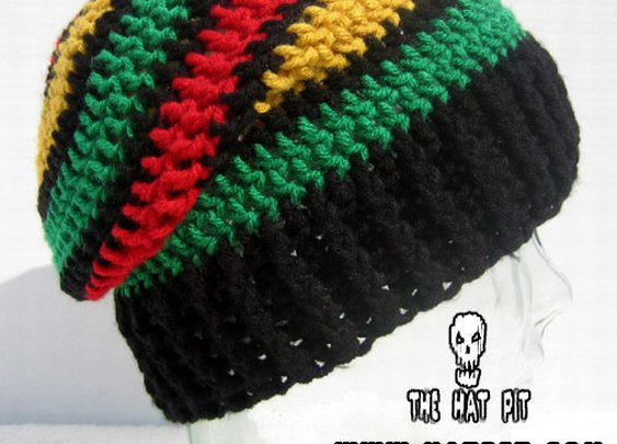Friendship Beanie #11 Rasta Hat | The Hat Pit