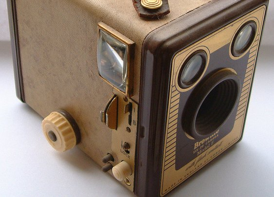 Box brownie