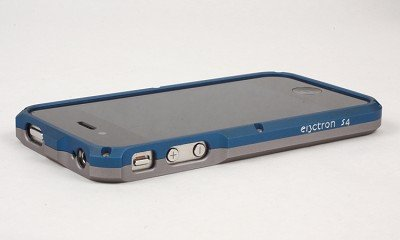 e13ctron s4v aluminum case – matte finish
