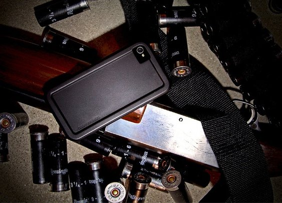 GunnerCase for iPhone 4S - Buzzraid