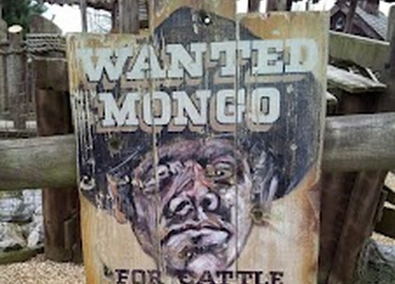 Wanted Mongo (not the random database)
