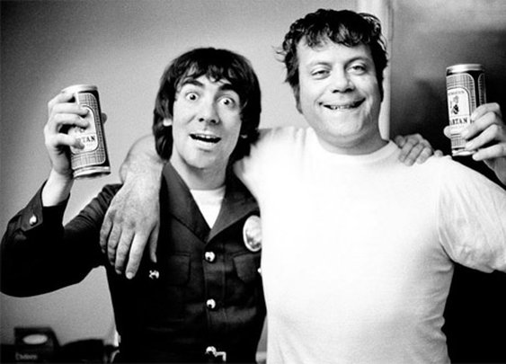 Keith Moon and Oliver Reed....that is all