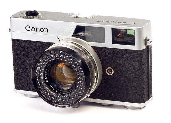 Canon Canonet Rangefinder